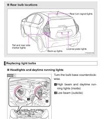 2012 toyota prius c manual leaked here u0027s what it tells us