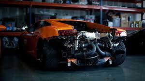 aventador engine wallpaper