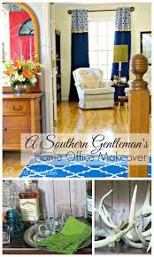 a southern gentleman u0027s home office home office decorating ideas