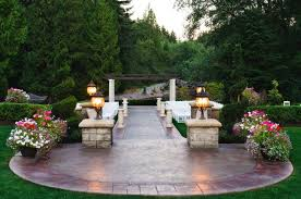 Rock Creek Gardens We Really Like This Rock Creek Gardens Venue Wedding