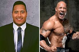 the rock s before and after plastic surgery photos are a testament