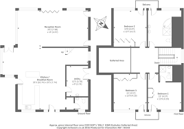 Huf Haus Floor Plans by 3 Bedroom Detached House For Sale In Woburn Hill Addlestone Kt15
