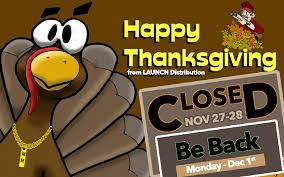 2015 schedule thanksgiving launch distribution