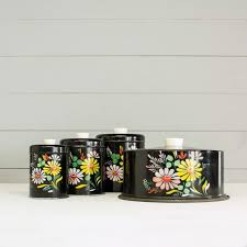 88 best ransburg canisters images on pinterest vintage kitchen