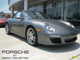 porsche 911 v8 2012 meteor grey metallic porsche 911 carrera s cabriolet