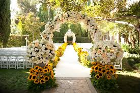 Wedding Ceremony Decorations Garden Wedding Ceremony Decor 5059 Latest Decoration Ideas