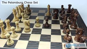 Diy Chess Set by Chess Sets From Cool Chess Canada Youtube