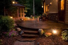 Backyard Led Lighting Four Corners Led Lighting