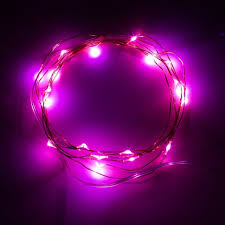 Battery Operated Light Strings by 2m 20 Leds Potted Plants Copper Led Strings Aa Battery Powered