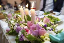 spring wedding centerpieces on a budget