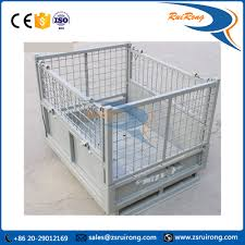 list manufacturers of collapsible wire mesh container buy