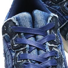 Denim Blue Asics Gel Lyte Iii Washed Denim Classic Blue Sneakerfiles