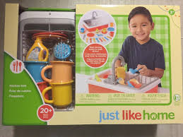 cuisine toys r us toys r us just like home spark kitchen sink running water washing