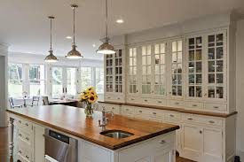 1900 kitchen an alternative to typical closed cabinetry this