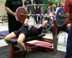 World Bench Press Champion Hirep Gym Folkestone Fitness Body Building Powerlifting