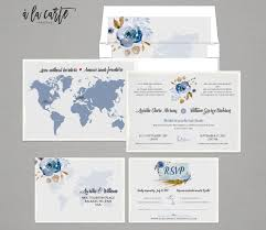 bilingual wedding invitations 10 travel bilingual wedding invitations for your destination wedding