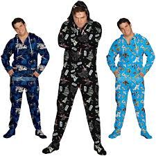wars footed pajamas
