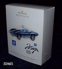 hallmark 2007 1961 chevrolet corvette mako shark ebay