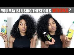 securetress com sealing oils vs moisturizing oils all hair types natural curly