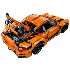porsche gt3 rs orange technic porsche 911 gt3 rs 42056