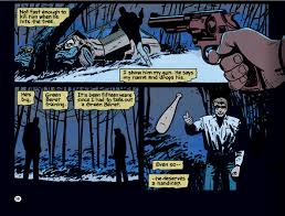 batman year one review how the batman year one animated missed the