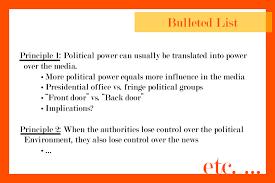 tutor tips political science