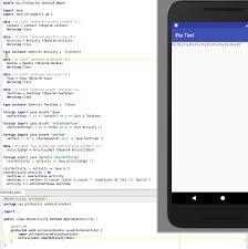 android start activity haskell on android using eta bam weblog
