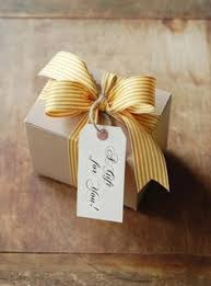 Second Marriage Wedding Gifts Loving The Neutral Tones Of This Gift Packaging Would Be Cute To