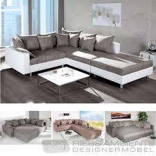 Schlafzimmer Conforama Couchgarnitur Wohnzimmer Hervorragend Ecksofa Loft Xl Design Sofa