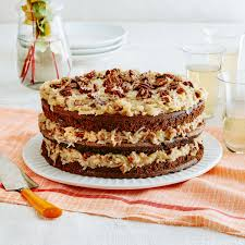 michael strahan u0027s german chocolate cake rachael ray every day