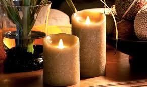 luminara candles bring a of disney s haunted