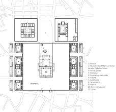 mosque floor plan istanbul harem in topkapi sarayi floor plan map istanbul