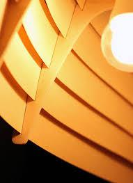wooden pendant light u201ckalevala u201d mojorno
