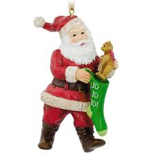 santa language hallmark ornament specialty ornaments
