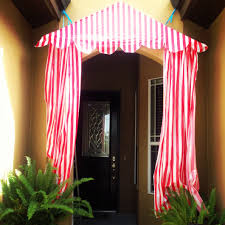 Oriental Trading Home Decor by Circus Birthday Party Main Entrance Diy Tent Tablecloths From