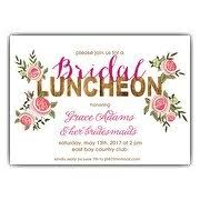 bridal luncheon wording bridal luncheon invitations bridesmaids luncheon invitations