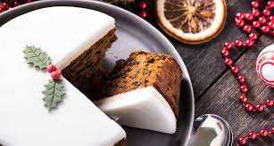 Fruit Decoration For Christmas Cake by How To Make Traditional Irish Christmas Cake