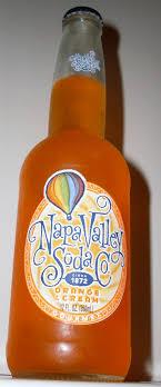 napa valley soda co orange eat like no one else