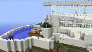 Iron Man House Minecraft Epic Build Ironman Mansion Tony Stark House Youtube