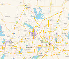 Ft Worth Map Es2014