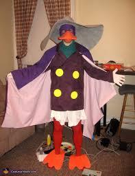 Duck Halloween Costume Darkwing Duck Costume Duck Costumes Halloween Costume Contest