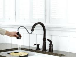 delta oil rubbed bronze kitchen faucet delta oil rubbed bronze kitchen faucet lowes windemere venetian