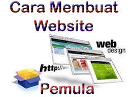 tutorial membuat website gratis untuk pemula cara membuat website pemula