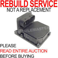 audi abs repair bosch 5 7 57 abs ebcm bmw audi vw dsc or no dsc rebuild repair ebay