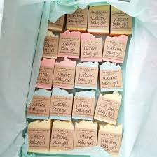 baby shower soap favors minis soap favors hello gorgeous soaps