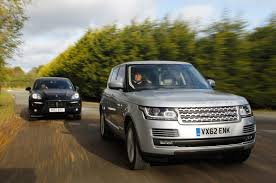 porsche cayenne or range rover sport range rover v porsche cayenne tested on road autocar co uk
