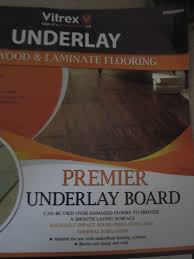 Insulation For Laminate Flooring Vitrex Premier Underlay Board For Wood And Laminate Flooring 1 Box