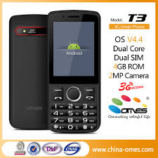 small android phones t2 2 8 inch android 4 4 2 mtk6572 with touch screen keypad