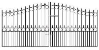 wrought iron gates various styles garden gate sale