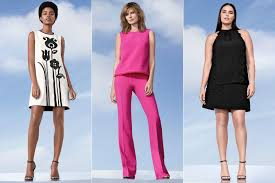 first look at victoria beckham u0027s collection for target